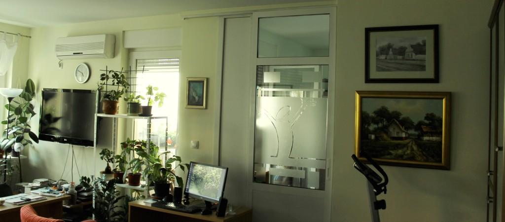klizna vrata za kuhinju