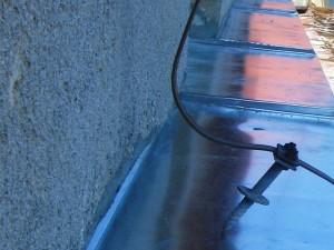 Prozorske klupice od pocinkovanog lima